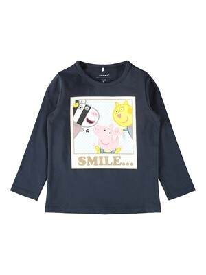 Name It Girls Peppa Pig Top M(13186253)
