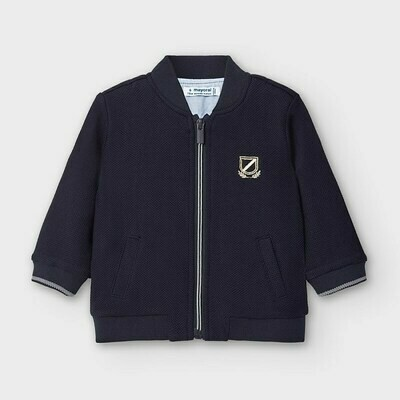 Mayoral Boys Zipped Cardigan (2489)