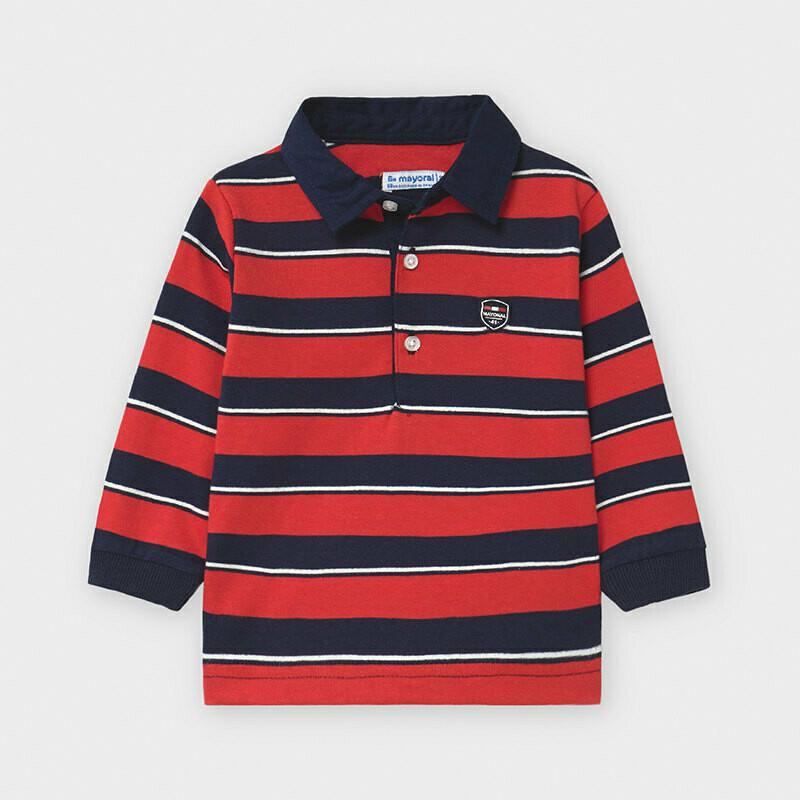 Mayoral Boys Polo Shirt (2123)