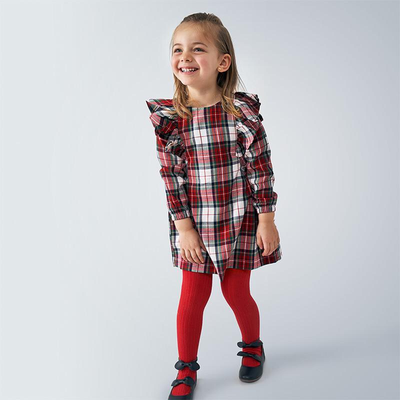 Mayoral Girls Dress (4977)