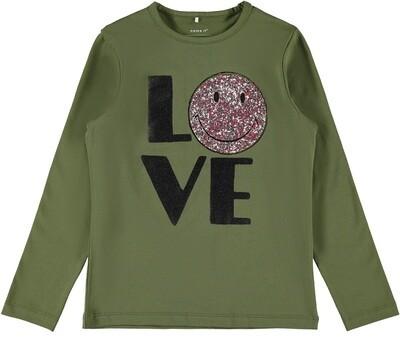 Name It Girls LS Tshirt K(13184718)