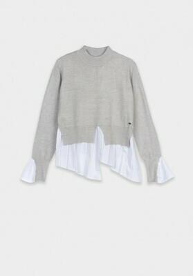 Tiffosi Girls Gardenia Knit Jumper
