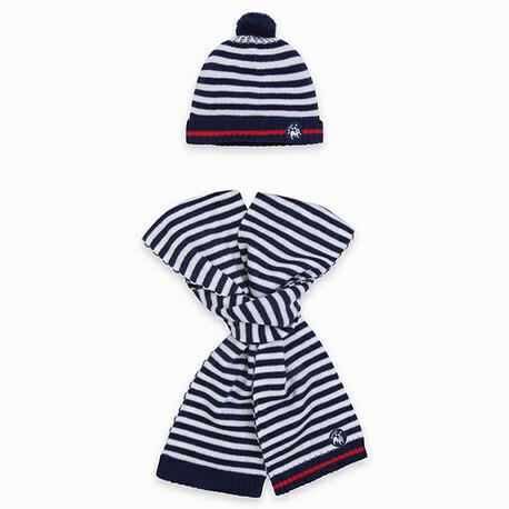 Tuc Tuc Hat & Scarf Set (11290412)