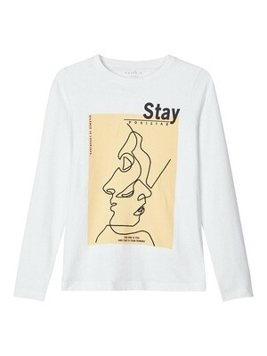 Name It Girls LS Tshirt K(13184427)