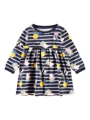 Name It Girls Peppa Pig Dress K(13186258)
