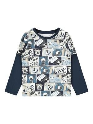 Name It Boys LS Tshirt M(13186281)