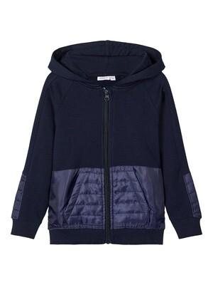 Name It Boys Hooded Sweatshirt M(13186403)
