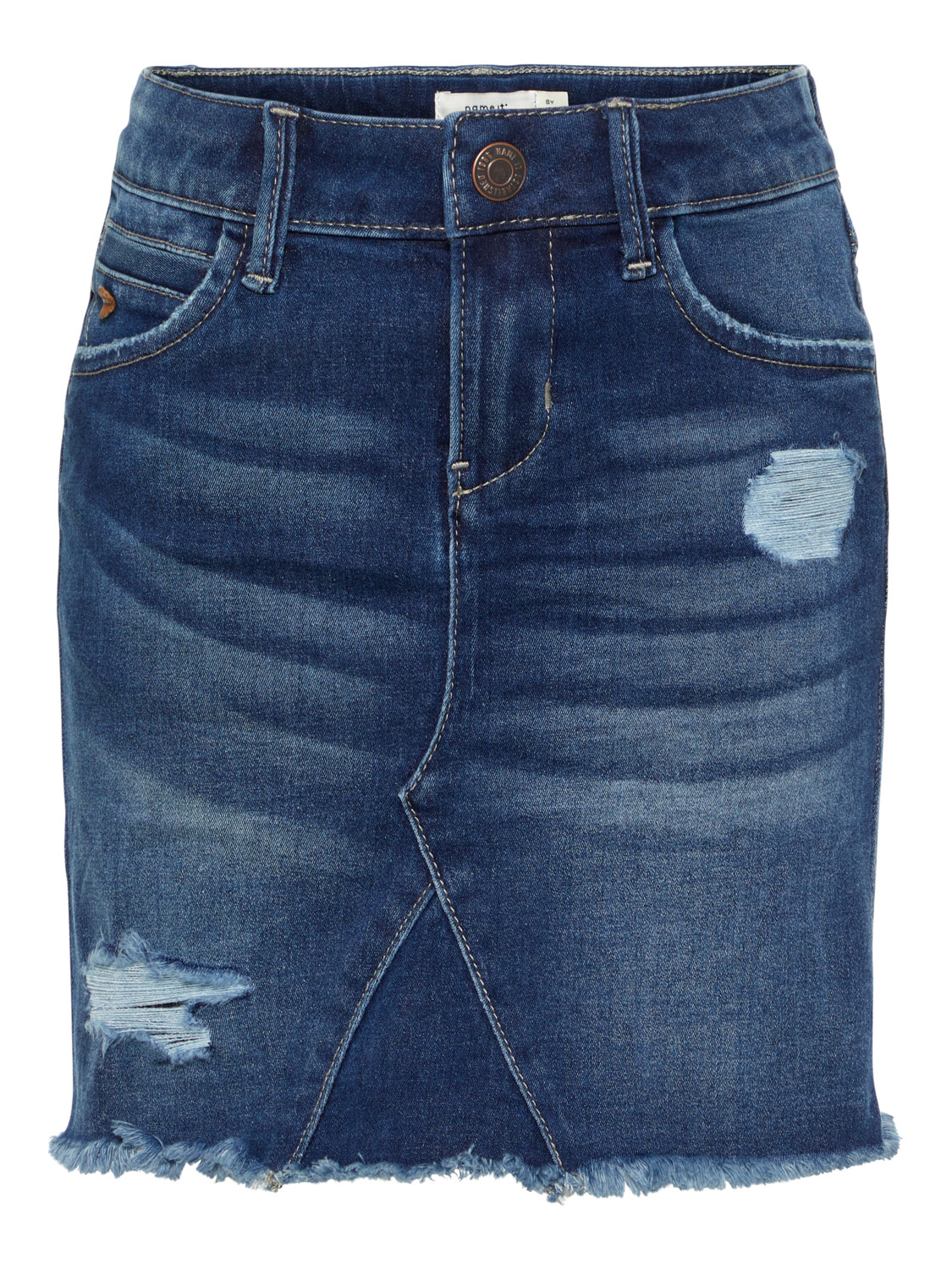 Name It Girls Denim Skirt K(13160508)