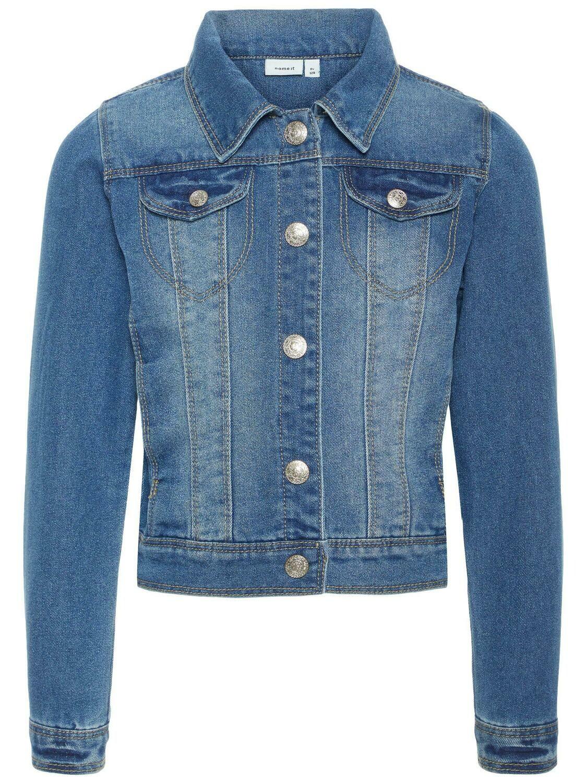 Name It Girls Denim Jacket K(13141427)