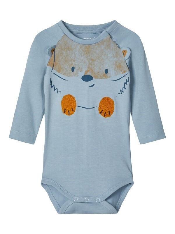 Name It Baby Boys Bodysuit (13179947)