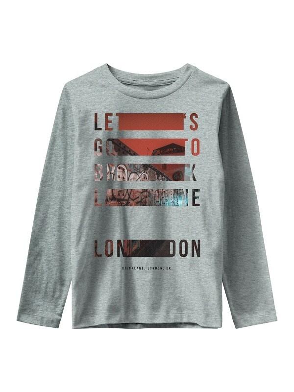 Name It Boys Long Sleeve Tshirt K(13186850)