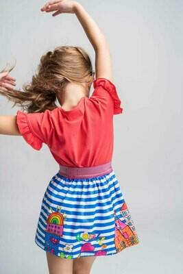 Rosalita Senoritas Greenville Skirt