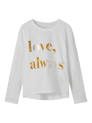 Name It Girls LS Tshirt K(13193668)