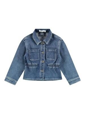 Name It Girls Denim Jacket M(13186006)