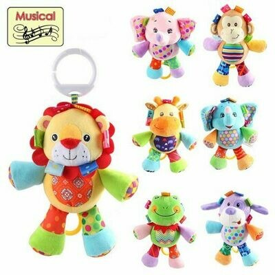 Baby Musical Pull Toy BB68