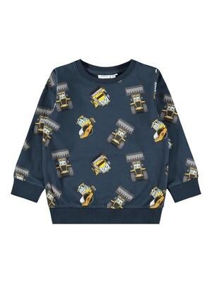 Name It Boys JCB Sweatshirt M(13191981)