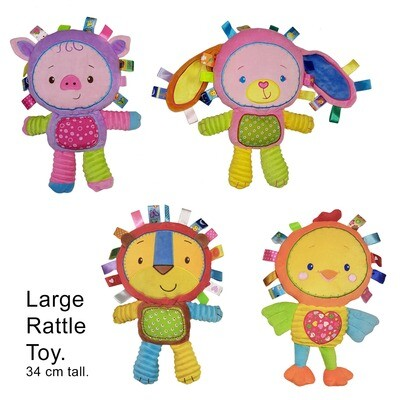 Baby  Taggie Soft Toy BB40