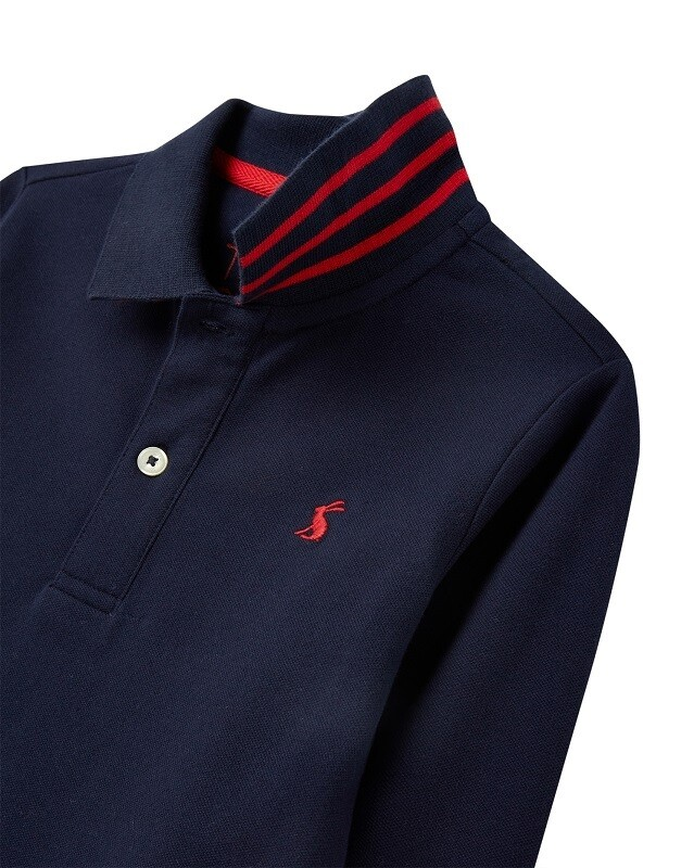 Joules Boys Woodwell Polo Shirt (213645)