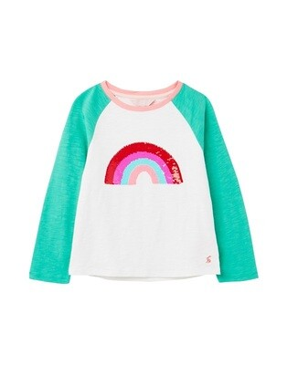 Joules Girls Lorna Top (213602)