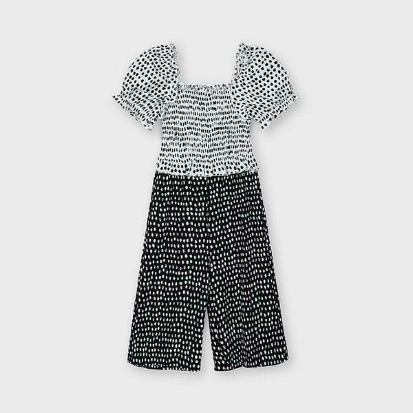 Mayoral Girls Jumpsuit (3822)