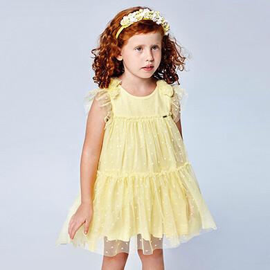 Mayoral Girls Dress (3913)