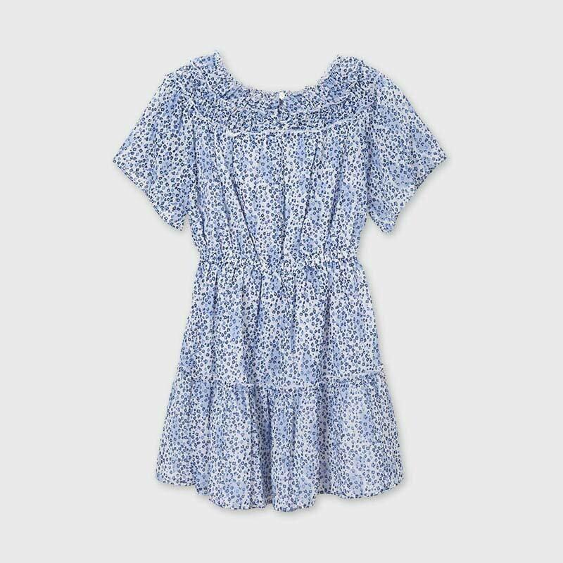 Mayoral Girls Dress (6932)