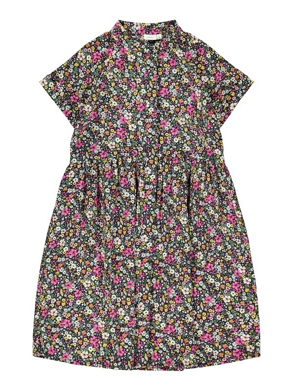 Name It Girls Mid Length Dress K(13187738)