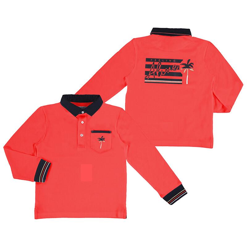 Mayoral Boys Polo Shirt (3115)