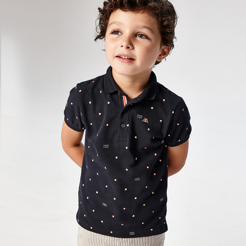 Mayoral Boys Polo Shirt (3106)