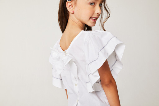 UBS2 Girls Blouse (210300)