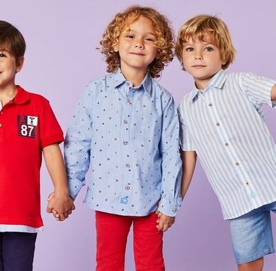 UBS2 Boys Shirt (210328)