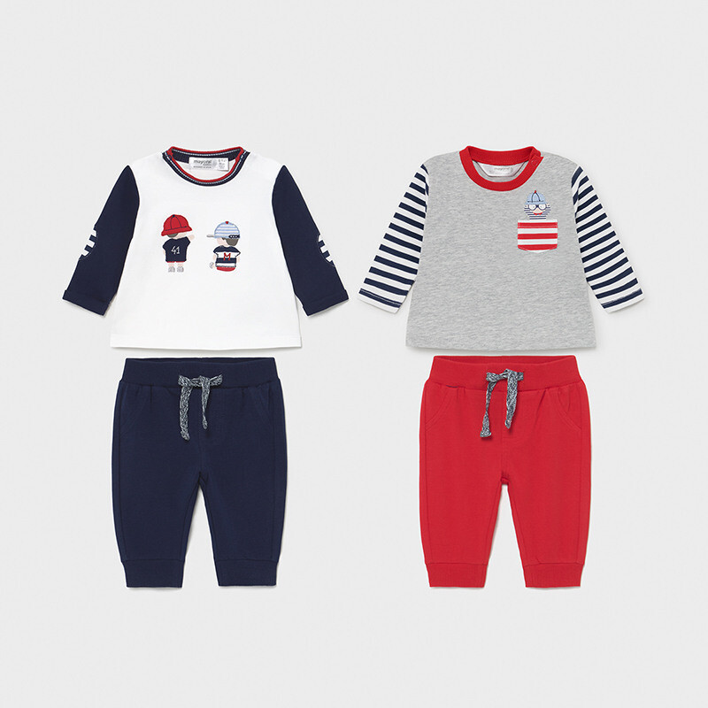 Mayoral Baby Boys 2 Piece Set (1643)