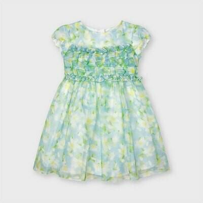 Mayoral Girls Dress (3914)