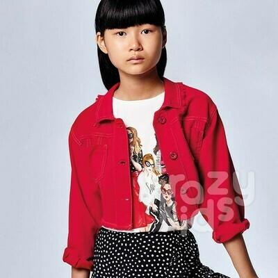 Mayoral Girls Jacket (6469)