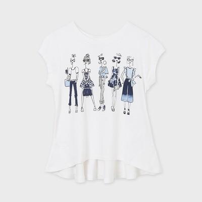 Mayoral Girls T Shirt (6005)