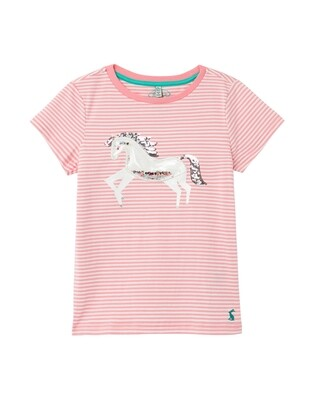 Joules Girls Paige T Shirt (213767)