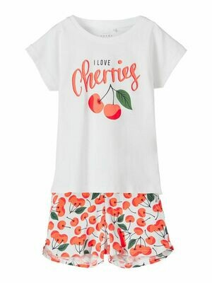 Name It Girls Shorts Set M(13191007)
