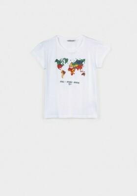 Tiffosi Girls Thalia T-Shirt (10033019)