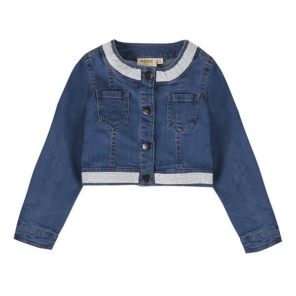 UBS2 Girls Denim Jacket (214301)
