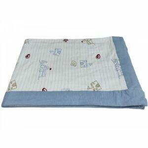 Babybol  Blue Seaside Blanket (00226)