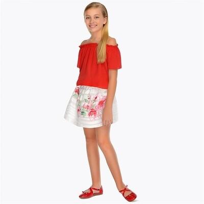 Mayoral Girls Skirt (6901)