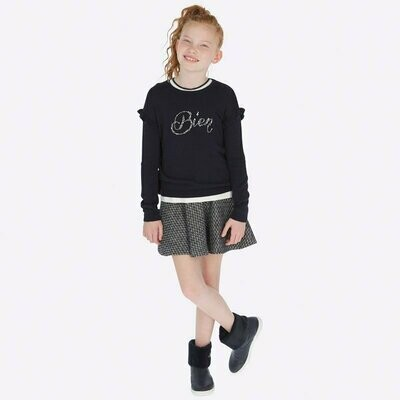 Mayoral Girls Skirt (7904)