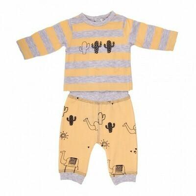 Babybol Yellow Camel 2 Piece Set (11809)