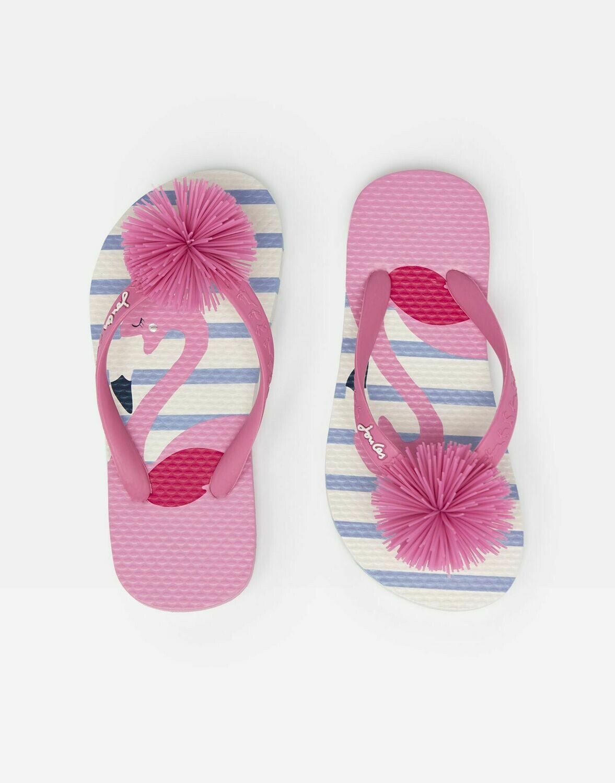 Joules Girls Flip Flops (207078)