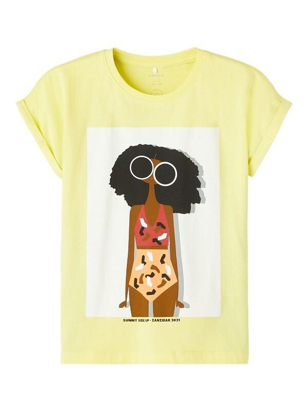 Name It Girls T Shirt K(13190378)