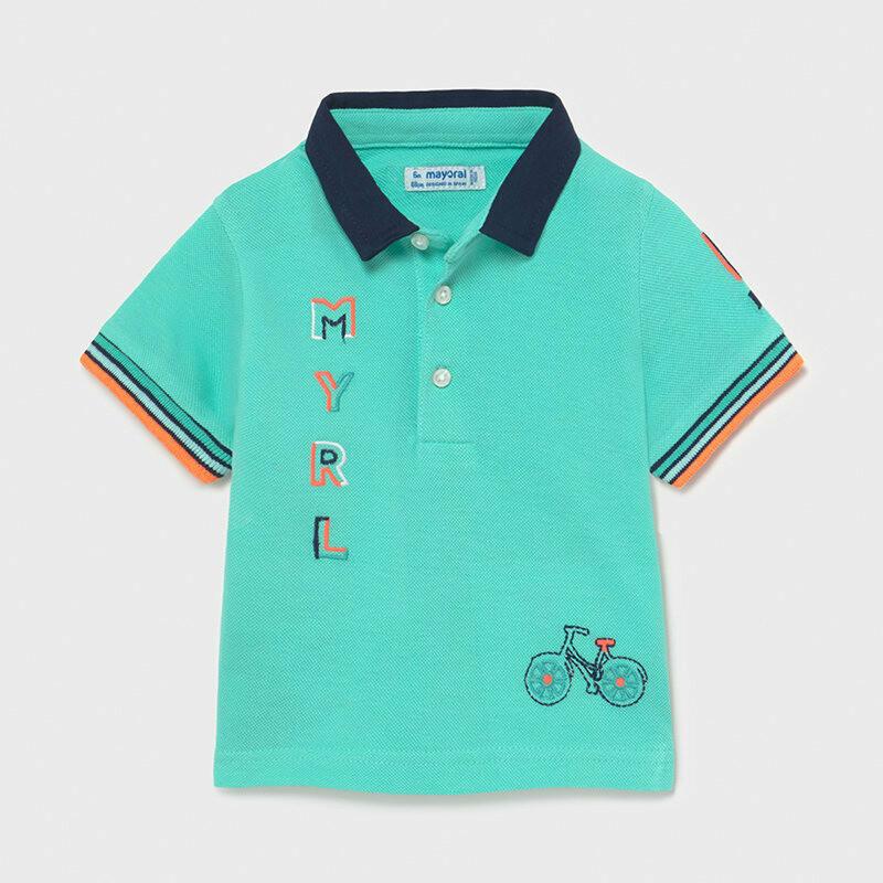 Mayoral Boys Polo Shirt (1109)