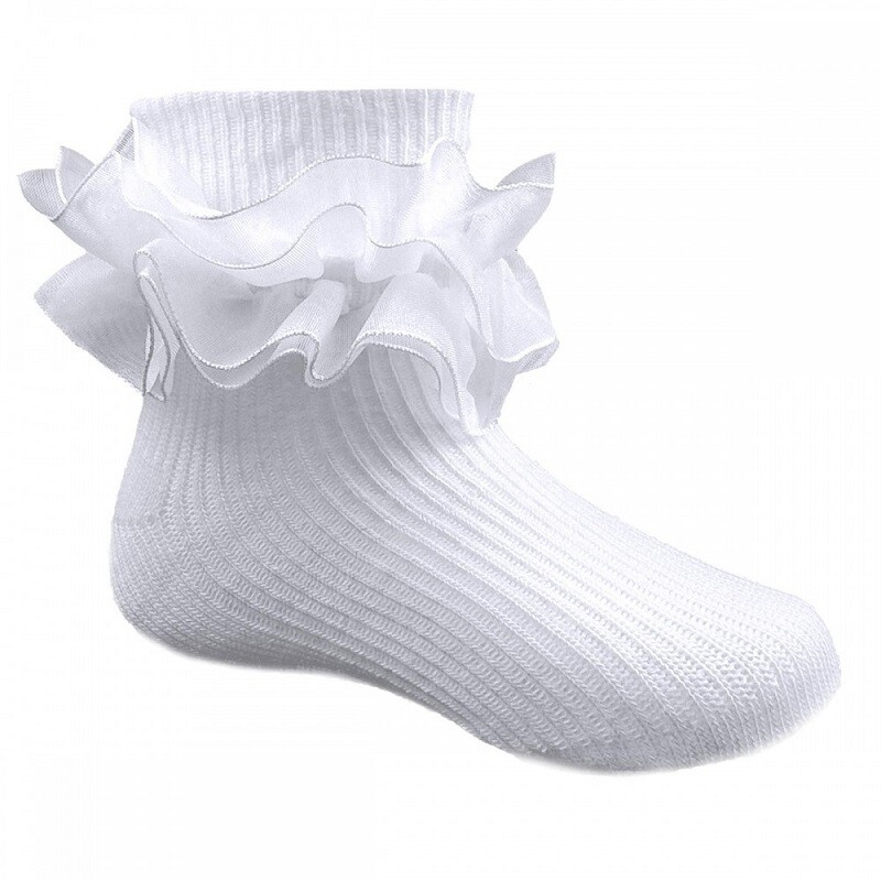 Soft Touch Baby Girls Socks (SW17)
