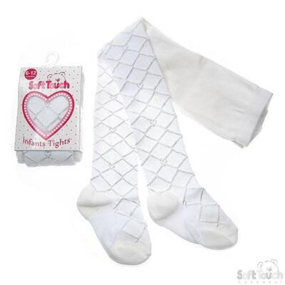 Soft Touch Girls Tights (T31)