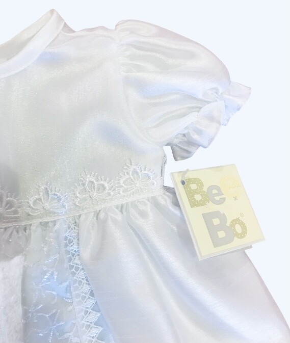 Bee Bo Girls Christening Gown