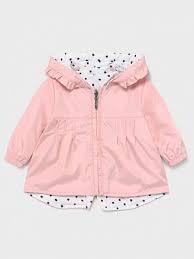 Mayoral Baby Girls Reversible Jacket (1477)